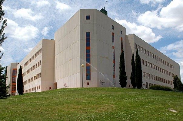 Edificio Aulario